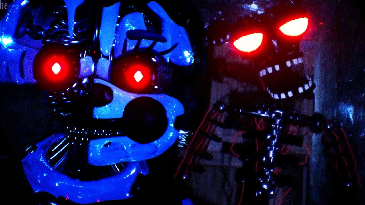Secret full body endoskeleton fnaf lost and found free roam secret full body endoskeleton fnaf lost and found free roam five nights at freddys sciox Choice Image