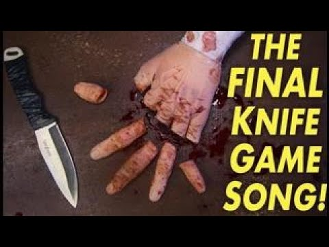 The Final Knife Game Song (Deleted Rusty Cage Video)