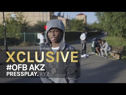 #OFB Akz - Like Dem (Music Video) Prod By Tefoma X Dtg | Pressplay