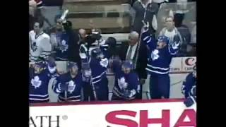 2001 - Leafs/Devils, Gm 2: Leafs Big Comeback, but McKay in OT