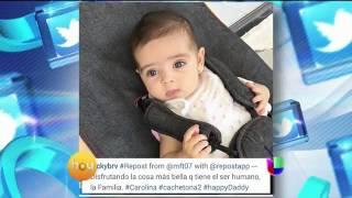 ¡hermosa! Jackie Bracamontes Presumió A Su Hija Menor Carolina
