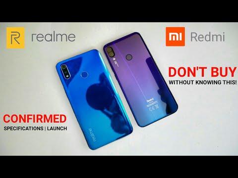 REDMI NOTE 7 PRO Vs REALME 3 PRO - Best Comparison - WAIT OR BUY?
