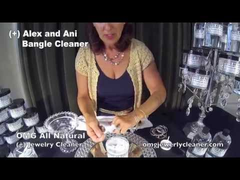 How To Clean Your Bangles (+) Alex and Ani Bangle Cleaner