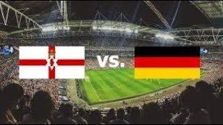 Nordirland - Deutschland 1:3 I Highlights