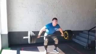 Тяжелая атлетика в X-Line sport