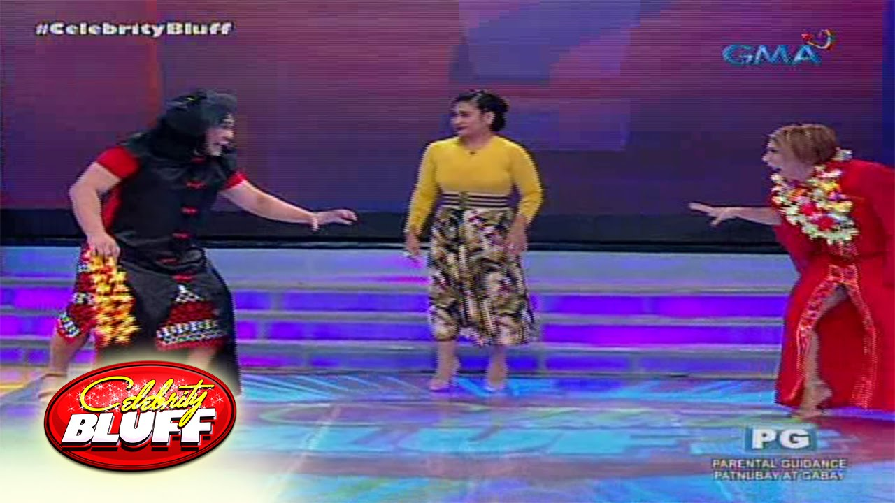 Celebrity Bluff: Anong mga klaseng aso ang kayang gayahin ni Donita Nose?