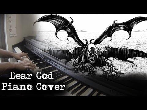 Avenged Sevenfold - Dear God - Piano Cover
