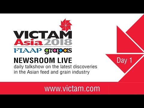 Day 1: VICTAM Asia 2018 Live Newsroom - Tuesday