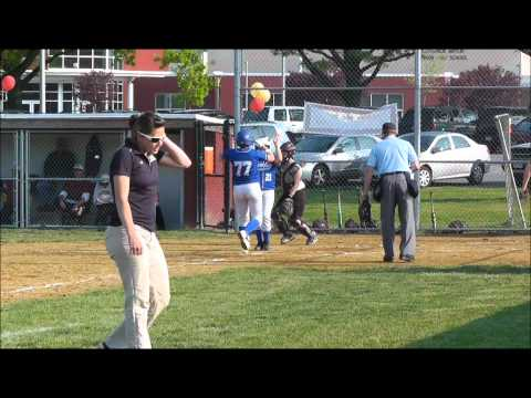 Erin Okoniewski Exeter High School Softball 2012 Highlights