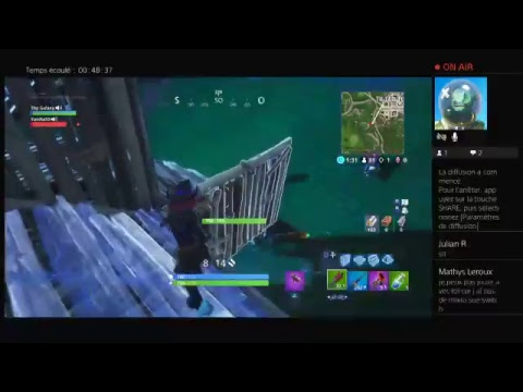 On Tente Le Top 1 Fortnite Battle Royal Duo Youtube