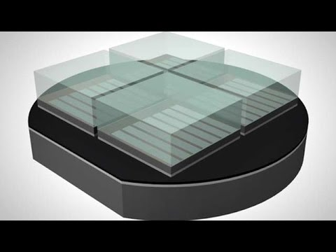 Stanford process makes high-performance solar cells cheaper