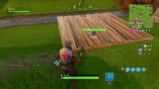 """How to """"Bugar"""" the map of Fortnite and enter """"bass of the Earth"""" (Creditos description)"""