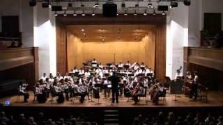 "Filharmonija mladih ""Borislav Pascan""- Stevan Hristic- Ohridska legenda I svita - 01.flv"