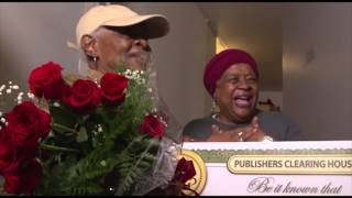 """PCH's 5th Ever $5,000 A Week """"Forever"""" Prize Winner Ora Gayton"""