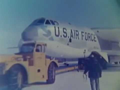 H-Bomb Armed B-52 Crash Cleanup in Greenland: Crested Ice 1968 USAF Strategic Air Command