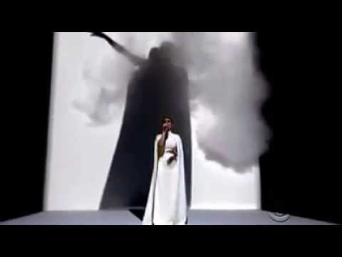 Katy Perry - By The Grace Of God (Live Grammy 2015 HD!)