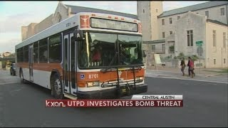 Bomb threat under investigation at UT