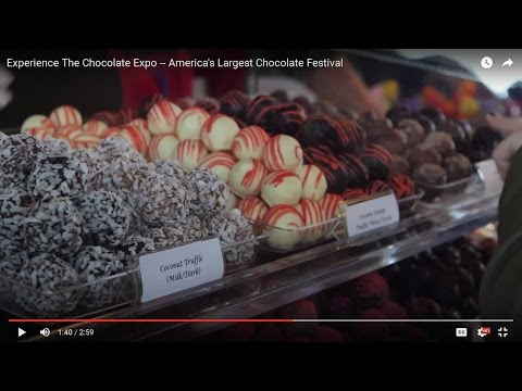 Experience The Chocolate Expo!