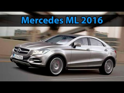 mercedes ml 2016 youtube. Black Bedroom Furniture Sets. Home Design Ideas