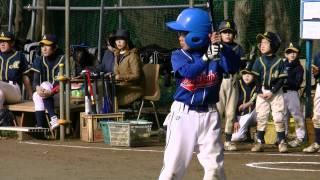 【宮久保子ども会野球部】練習試合対エースライオンズ 1/2