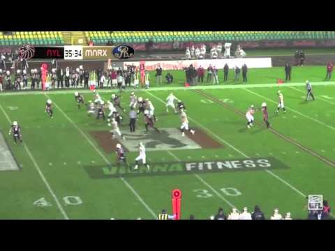 GFL-TV - Inside Germanbowl XXXV - Saison 2013
