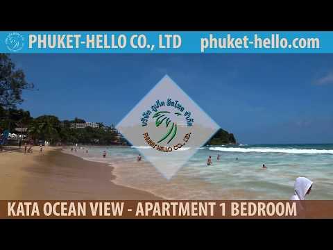 Kata Ocean View K9 apartment RENT and SALE