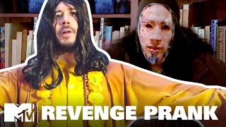 Vinny Goes ALL OUT With This Creepy Cult Prank | Revenge Prank