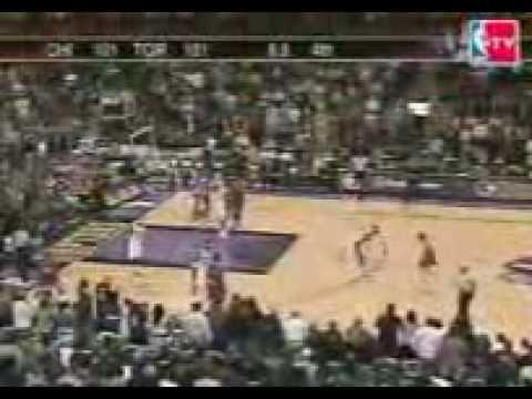 NBA Top 10 Blocks of 2002-2003 NBA action