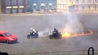 Extreme Show com carreta