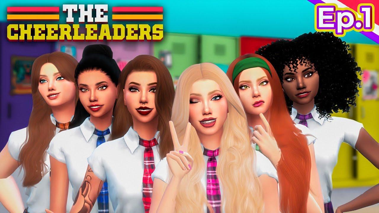 THE CHEERLEADERS : EP.1 | UM NOVO RECOMEÇO | 2 TEMPORADA - The Sims 4 Series
