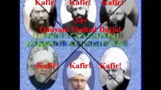 Maslak Fazil Barelvi Al-Mukhtar Raza Khan and Lie Man Gulam Qadyani - Mol Kokab Noorani