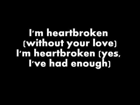 T2 Heartbroken (Ft. Jodie) (lyrics)