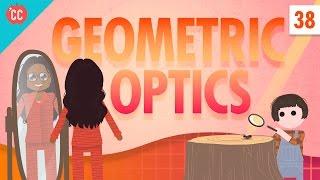 Repeat youtube video Geometric Optics: Crash Course Physics #38