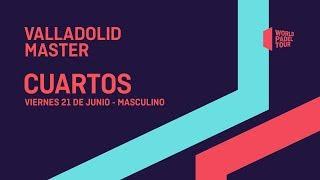 Cuartos de final Masculinos - Valladolid Master 2019 - World Padel Tour