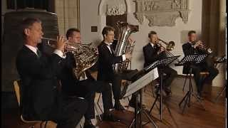 Samuel Scheidt: Galliard battaglia - Ventoux Brass