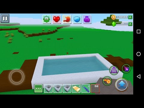 Exploration Craft 'CanadaDroid' Android Gameplay #69 | How To Make A 2nd Beautiful Home Part 1 |