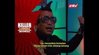 Gayanya sih udah roker banget! Tapi, Ardi takut sama Bebek! - Killer Karaoke Indonesia