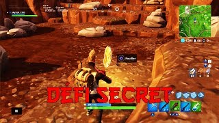 Secret challenge of the first week of season 5! Fortnite (Free