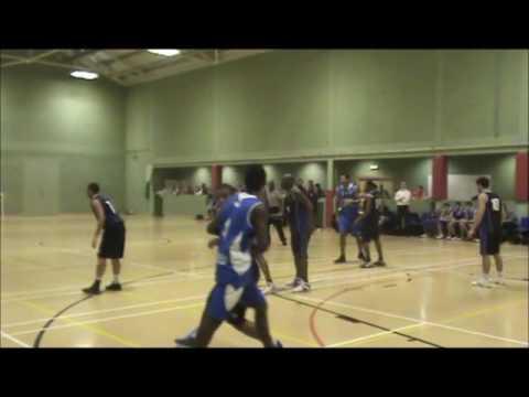 Uni. College Birmingham vs Uni. of Derby