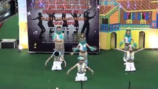 Kids Modern Dances( arabian night) Seremban parade