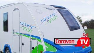 Knaus Sport & Fun – caravan review