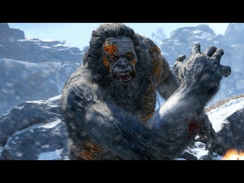 Far Cry 4: Valley of the Yetis  Hunting a Yeti  IGN Plays