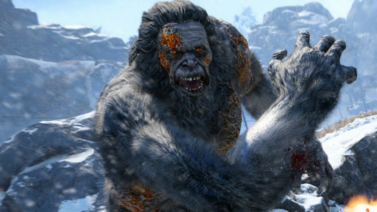 Far Cry 4 Valley Of The Yetis Hunting A Yeti Ign