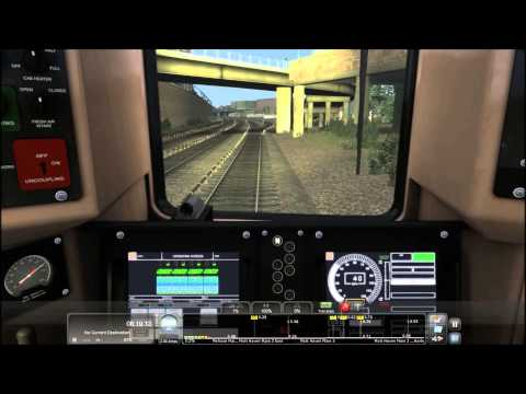 "TS2015 HD: Metro-North Harlem Line Train 324 ""M7"" Cab Ride Mount Vernon West - GCT Timelapse 4x"