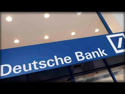 BANK COLLAPSE! DEUTSCHE BANK SHUTTERS 200 BRANCHES
