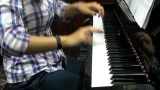 Tây Nguyên tươi đẹp (Beautiful Highlands) piano by Camellia