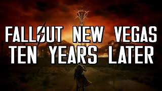 A Decade in the Mojave | Fallout: New Vegas 10 Years Later