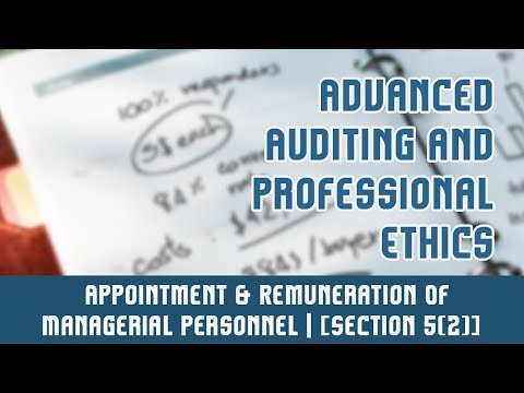 Appointment and Remuneration of Managerial Personnel | Schedule V (part 2) | Part 4