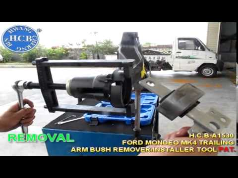 H C B A1530 Ford Mondeo Mk4 Trailing Arm Bush Remover