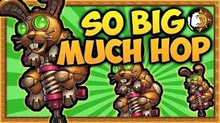 Hearthstone: SO BIG MUCH HOP - Pogo Rogue - Rise Of Shadows